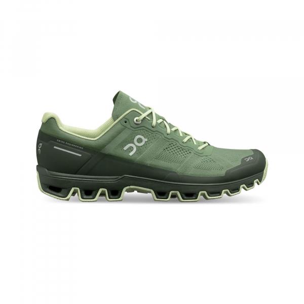 Pantofi sport barbati ON CLOUDVENTURE Reseda jungle 0