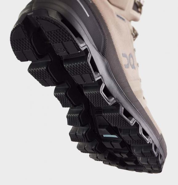 Pantofi sport barbati ON CLOUDROCK WATERPROOF Sand Black 2