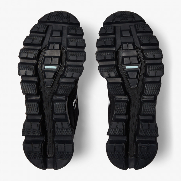 Pantofi sport dama ON W CLOUDROCK WATERPROOF All black 2
