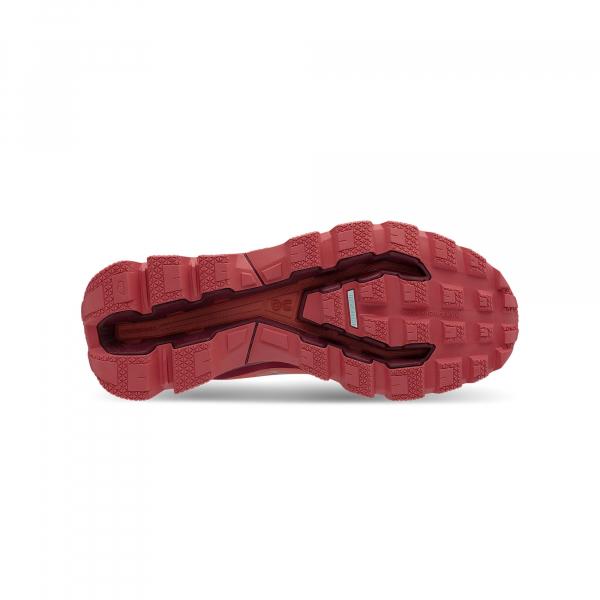 Pantofi sport dama ON W CLOUDVENTURE Coral mulberry 1