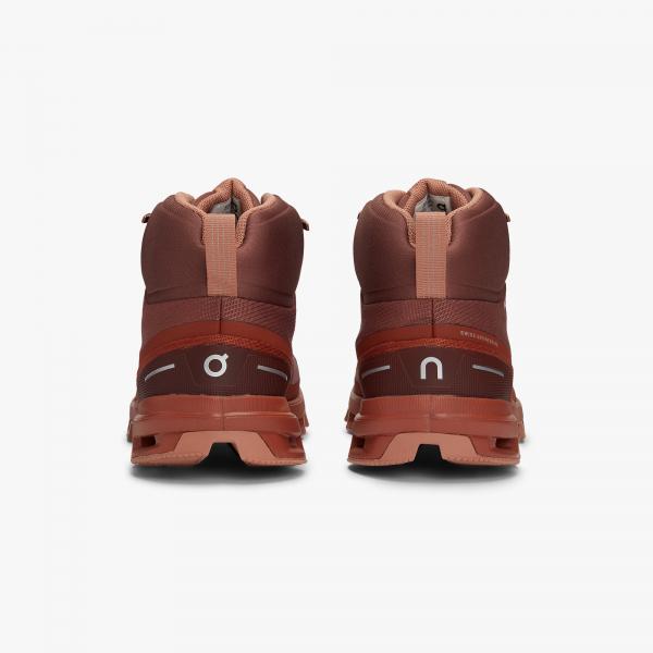 Pantofi sport dama ON W CLOUDROCK WATERPROOF Grape haze 2
