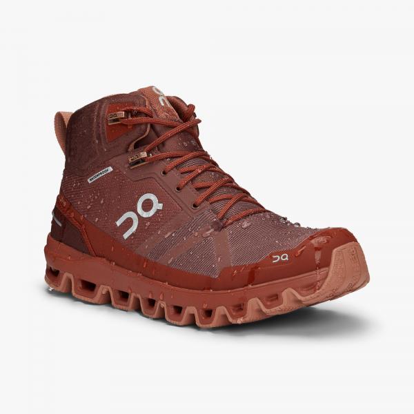 Pantofi sport dama ON W CLOUDROCK WATERPROOF Grape haze 3