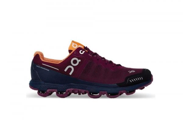 Pantofi sport dama ON W CLOUDVENTURE Mulberry salmon 0