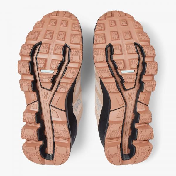 Pantofi sport dama ON W CLOUDVENTURE WATERPROOF Rosebrown / mulberry [5]
