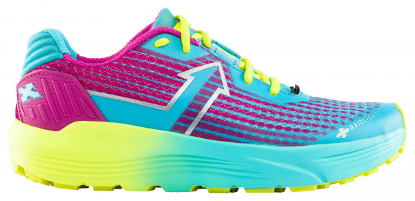 Pantofi sport dama Raidlight W RESPONSIV ULTRA Pink light blue 1