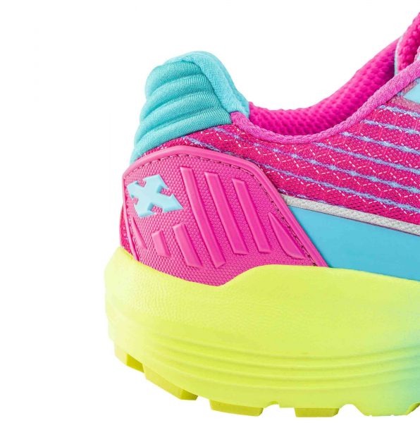 Pantofi sport dama Raidlight W RESPONSIV ULTRA Pink light blue 6