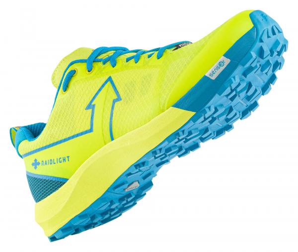 Pantofi sport Raidlight RESPONSIV XP Blue yellow 6