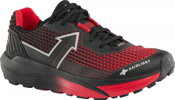 Pantofi sport Raidlight RESPONSIV ULTRA Black red 5