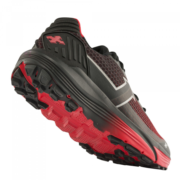 Pantofi sport Raidlight RESPONSIV ULTRA Black red 2