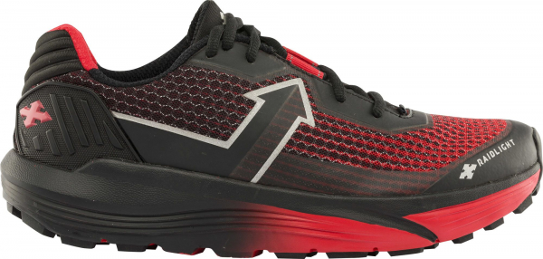 Pantofi sport Raidlight RESPONSIV ULTRA Black red 0