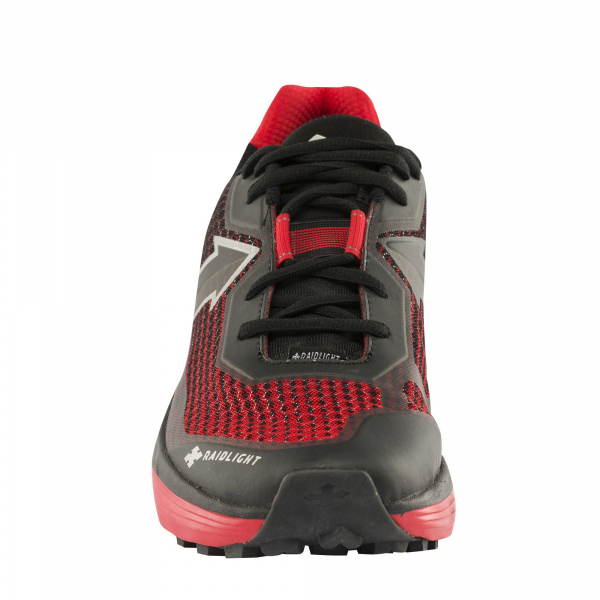 Pantofi sport Raidlight RESPONSIV ULTRA Black red 3