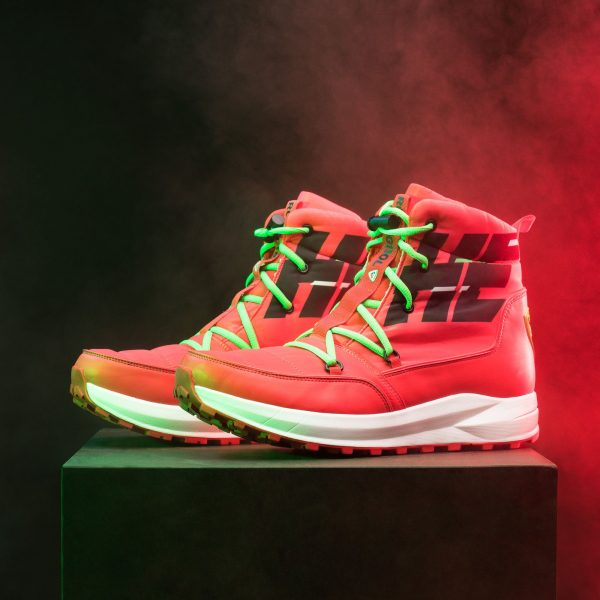 Incaltaminte barbati Rossignol APRES-SKI HERO Neon red 6