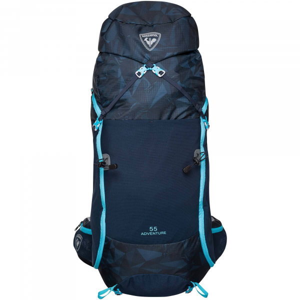Rucsac Rossignol ADVENTURE BACKPACK 55L Eclipse 0