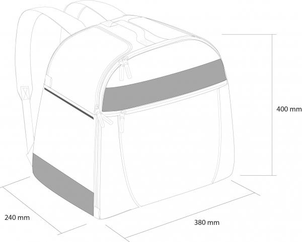 Rucsac Rossignol PREMIUM PRO BOOT BAG 3