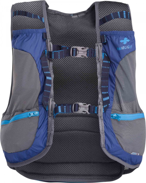 Vesta alergare Raidlight ACTIV VEST 3L Dark blue grey 1