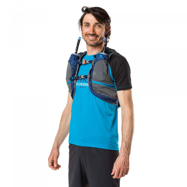 Vesta alergare Raidlight ACTIV VEST 3L Dark blue grey 9