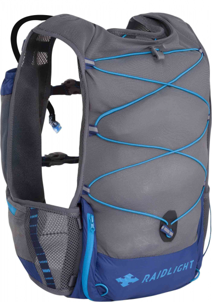 Vesta alergare Raidlight ACTIV VEST 3L Dark blue grey 0