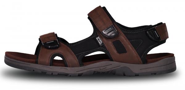 Sandale barbati Nordblanc THONG maro 0