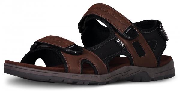 Sandale barbati Nordblanc THONG maro 1