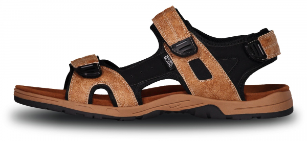 Sandale barbati Nordblanc THONG bej 0