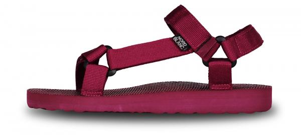 Sandale dama Nordblanc GLAM bordo 0