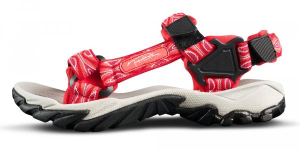 Sandale dama Nordblanc VOYAGE red 0