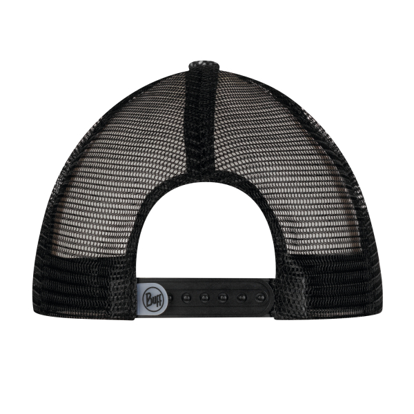 Sapca BUFF TRUCKER APE-X Black 2