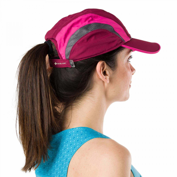Sapca Raidlight W R-LIGHT Garnet pink 1
