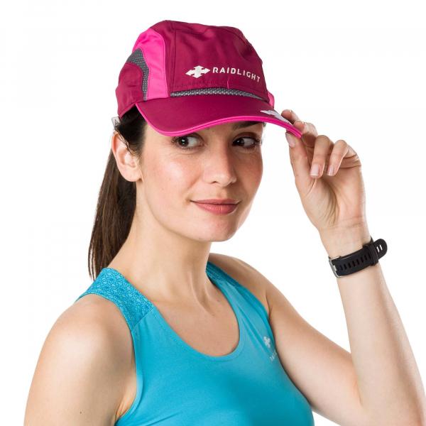 Sapca Raidlight W R-LIGHT Garnet pink 0