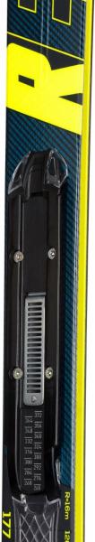 Schiuri + legaturi Rossignol REACT R8 HP/NX12 K.GW BK/YELL 2