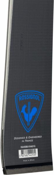 Schiuri + legaturi Rossignol HERO MASTER (R22) + SPX15 RKR GL 5