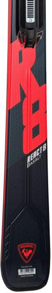 Schiuri + legaturi Rossignol REACT 8 HP + NX 12 Konect GW B80 BlackK/Red 3