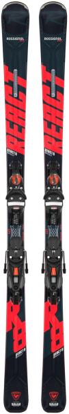 Schiuri + legaturi Rossignol REACT 8 HP + NX 12 Konect GW B80 BlackK/Red 0