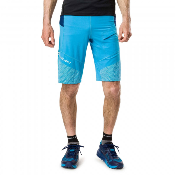 Short alergare barbati Raidlight FREETRAIL Blue / Dark blue 0