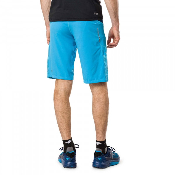 Short alergare barbati Raidlight FREETRAIL Blue / Dark blue 1