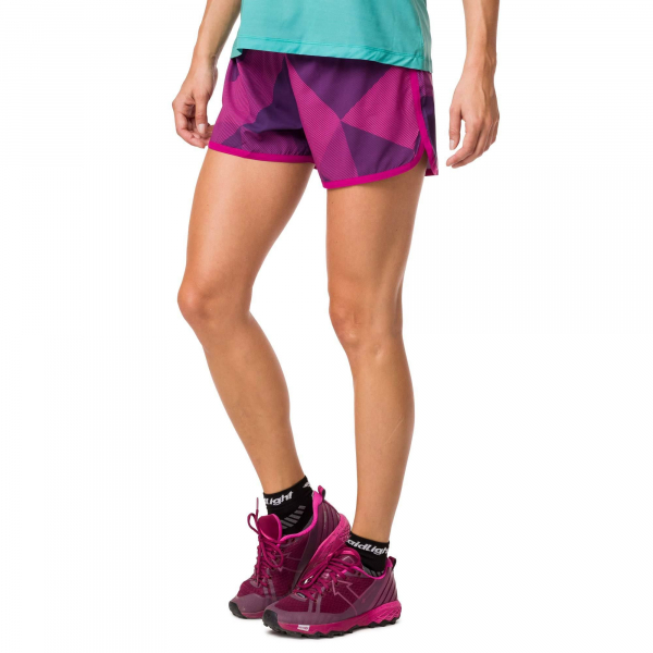 Short alergare dama Raidlight W ACTIV RUN Purple 0