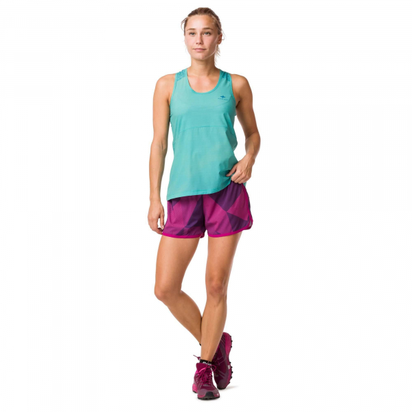 Short alergare dama Raidlight W ACTIV RUN Purple 2