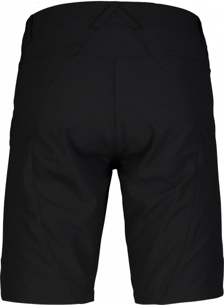 Pantaloni scurti barbati Nordblanc REUTE outdoor ultra light Black 2