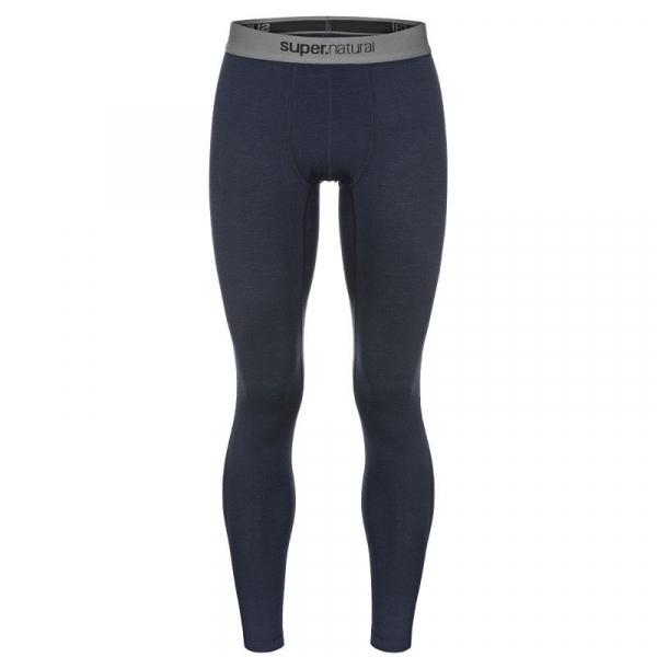 Pantaloni barbati SN super.natural M Base 175 Navy blazer 1