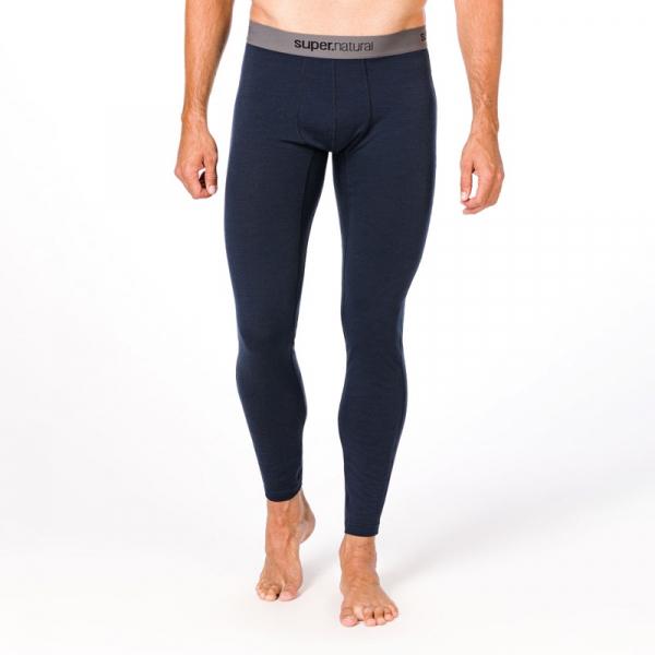 Pantaloni barbati SN super.natural M Base 175 Navy blazer 0