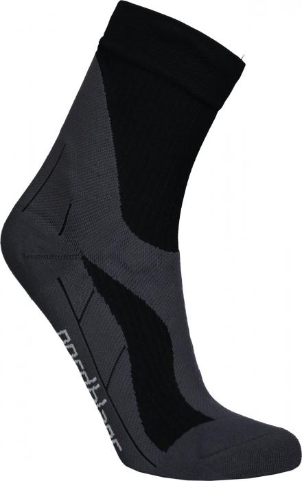 Sosete Nordblanc THWACK Compression Sport Negru [0]