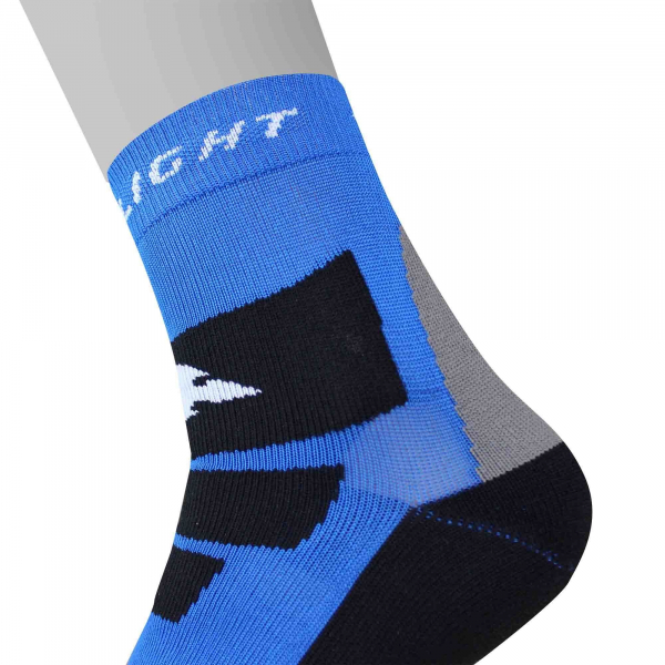Sosete Raidlight R-LIGHT MIXED Blue black 2