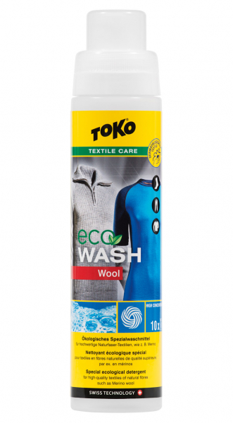 Spray TOKO ECO WOOL WASH 250 ml 0
