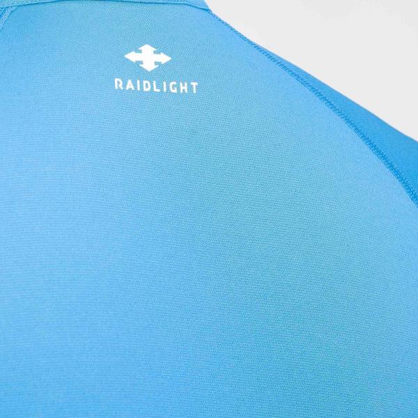 Tricou alergare barbati Raidlight RESPONSIV SS TOP Blue 3