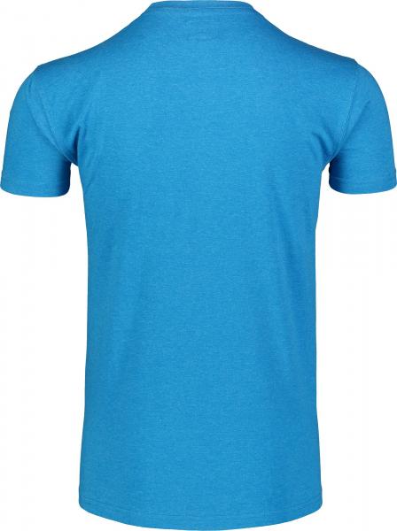 Tricou barbati Nordblanc CIRCLET Cotton Azure 3