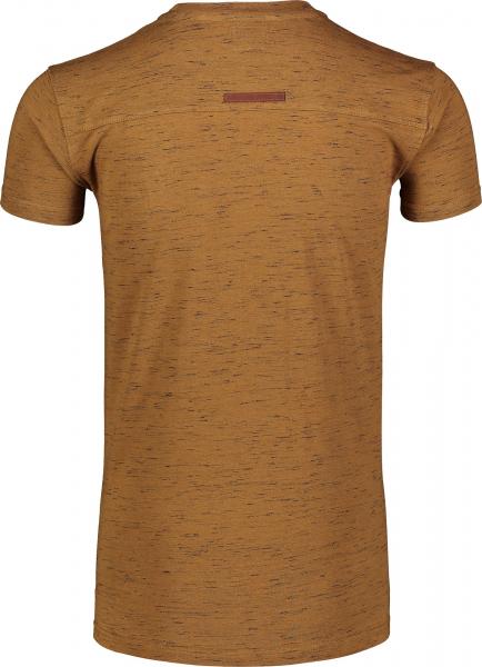 Tricou barbati Nordblanc ANNEAL Cotton Tawny brown 3