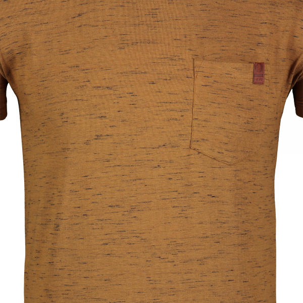Tricou barbati Nordblanc ANNEAL Cotton Tawny brown 1