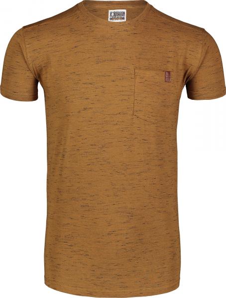 Tricou barbati Nordblanc ANNEAL Cotton Tawny brown 0