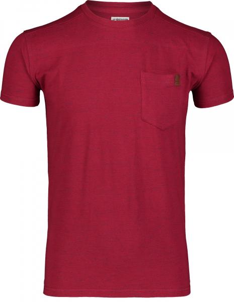 Tricou barbati Nordblanc ANNEAL Cotton Deep red 0