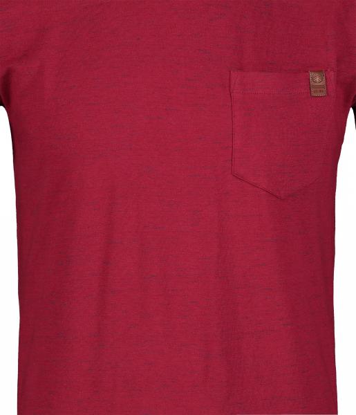 Tricou barbati Nordblanc ANNEAL Cotton Deep red 1